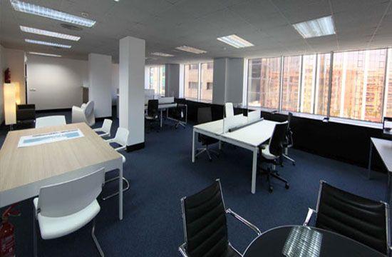 Reformar oficinas madrid hacer reformas de oficinas for Reformas de oficinas
